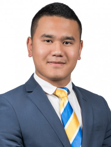 Dean Nguyen, Agent at YPA Estate Agents