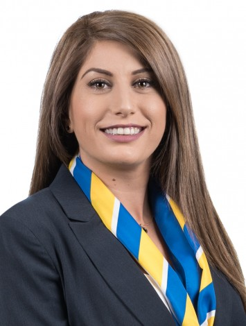Dina Faour, Agent at YPA Estate Agents