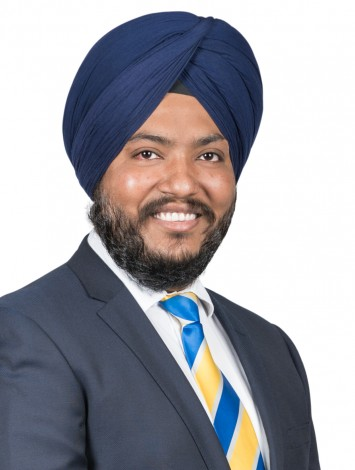 Harry Singh, Agent at YPA Estate Agents
