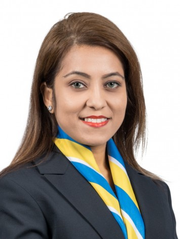 Sabina Hoque, Agent at YPA Estate Agents