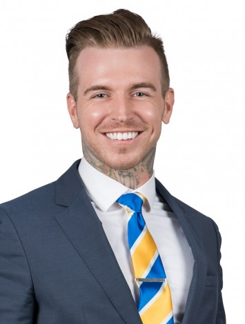 Shane O'brien, Agent at YPA Estate Agents