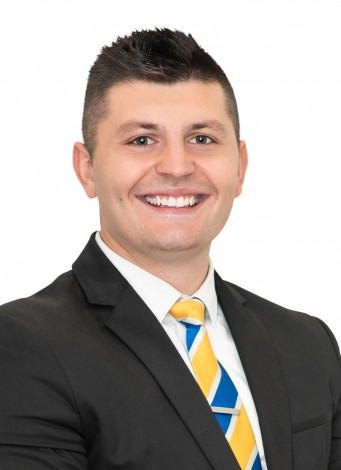 Aleksandar Vangev, Agent at YPA Estate Agents