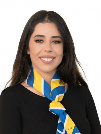 Leanne Hoblos, Agent at YPA Estate Agents