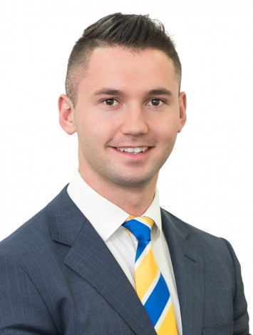 George Croswell, Agent at YPA Estate Agents